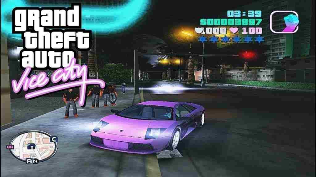 GTA Vice City otriv.info